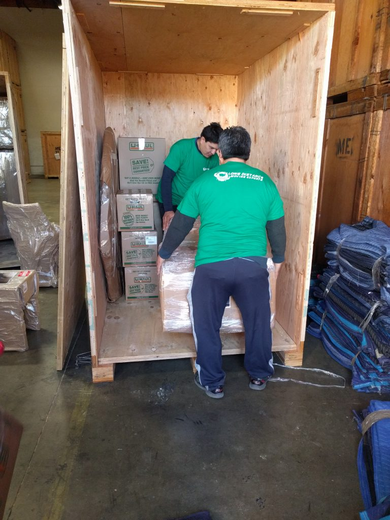 Storage Ware House - Long Distance Moving Experts
